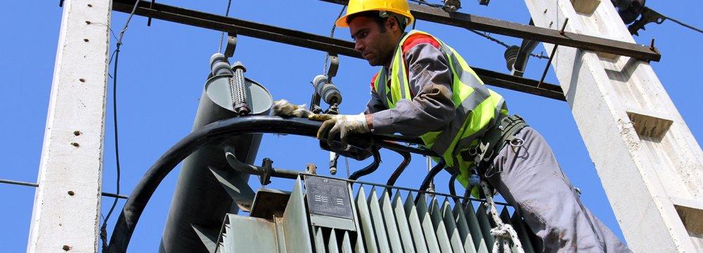 Tehran Power Infrastructure, Equipment Set for Rehab