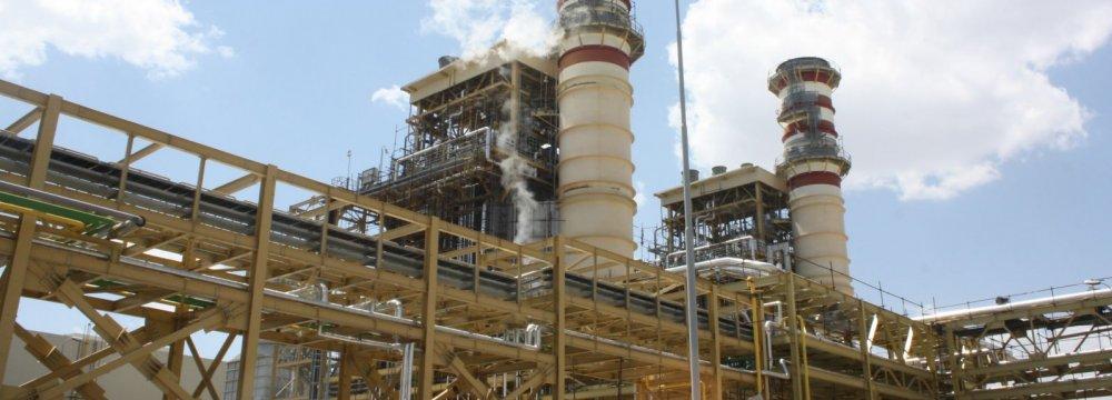 $1.6b Thermal Power Plant for Hormozgan