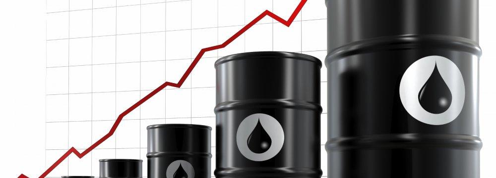 Brent crude futures were up 27 cents at $55.16 a barrel.