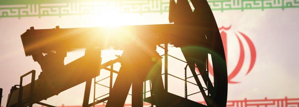 Iran's Light Crude Resurges Above $63