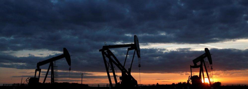 Crude Oil Prices Slide