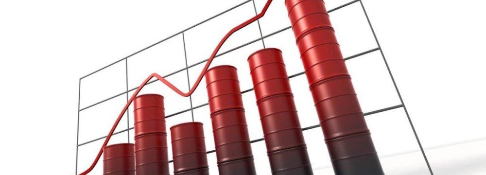 Brent, WTI Prices Rise
