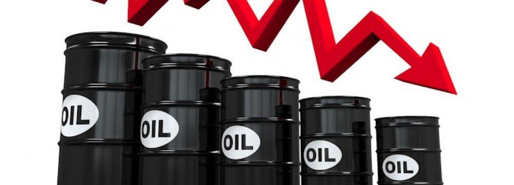 Oil Slumps 3% on OPEC Supply Rise, Chinese Tariffs