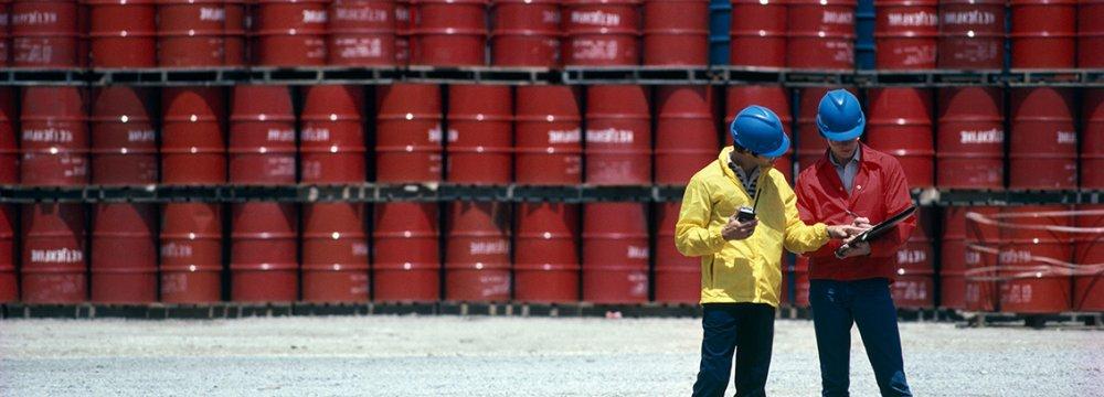 Brent Rises to $56pb on Saudi Arabia's Export Cut