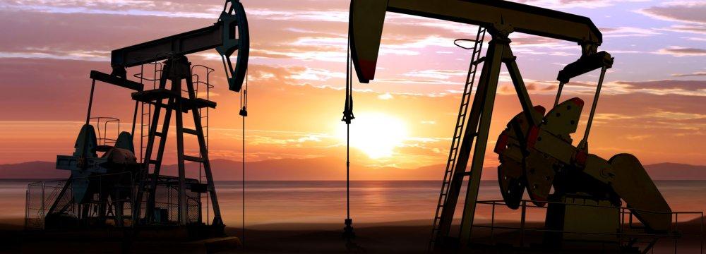 US oil production has risen above 10 million barrels per day.