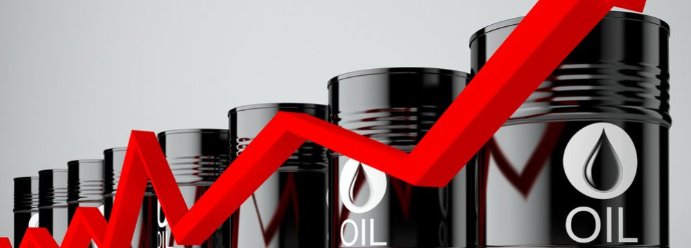 Oil Set for Strongest Q3 Gains in 13 Years