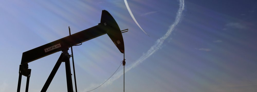 OPEC and non-members agreed last year to cut production by 1.8 million bpd.