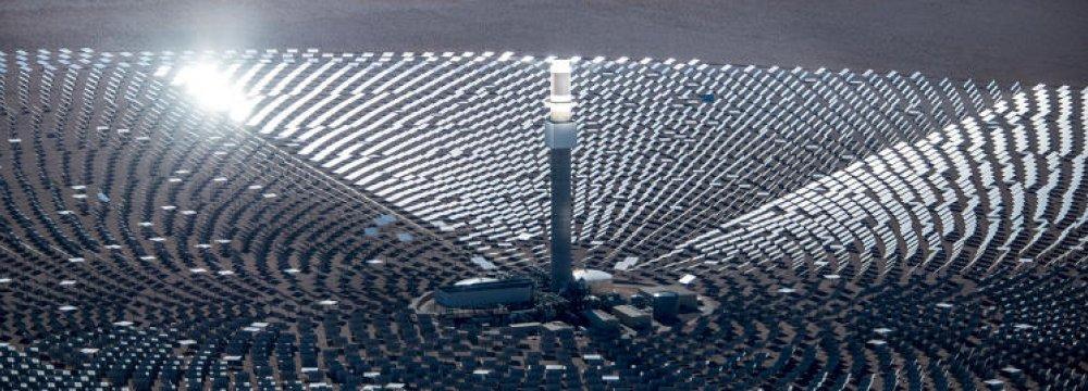 Qatar to Construct Solar Power Plant