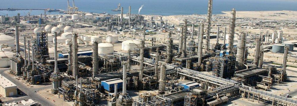 Plan to Develop Qeshm Petrochemical Hub