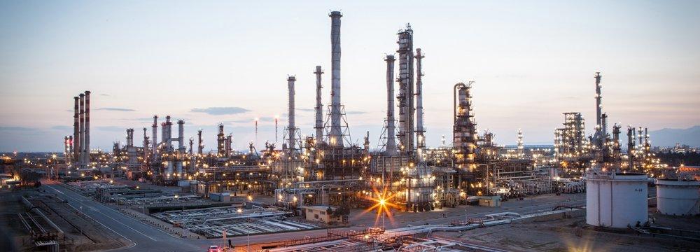 Tabriz Refinery Raising Fuel Quality