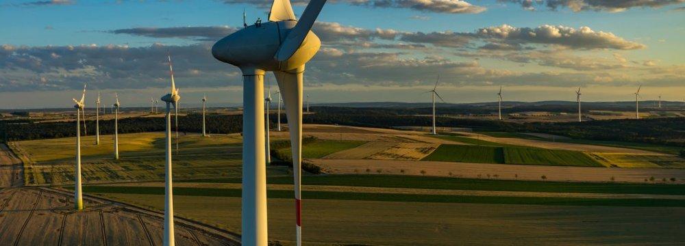 Renewables Help Curb Greenhouse Emissions
