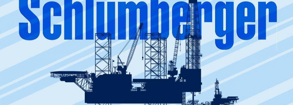 Schlumberger Waiting for  Rise in Global Oil Spending