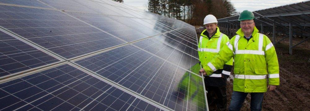 Scottish Renewable Energy Jobs  at Risk