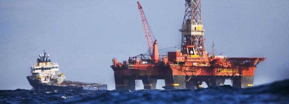 Shell Close to $3b North Sea Asset Sale