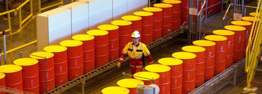 Shell Bests Big Oil Peers