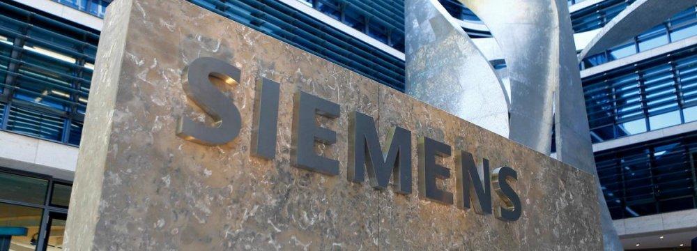 Siemens Plans Temporary Power, Gas Shutdowns