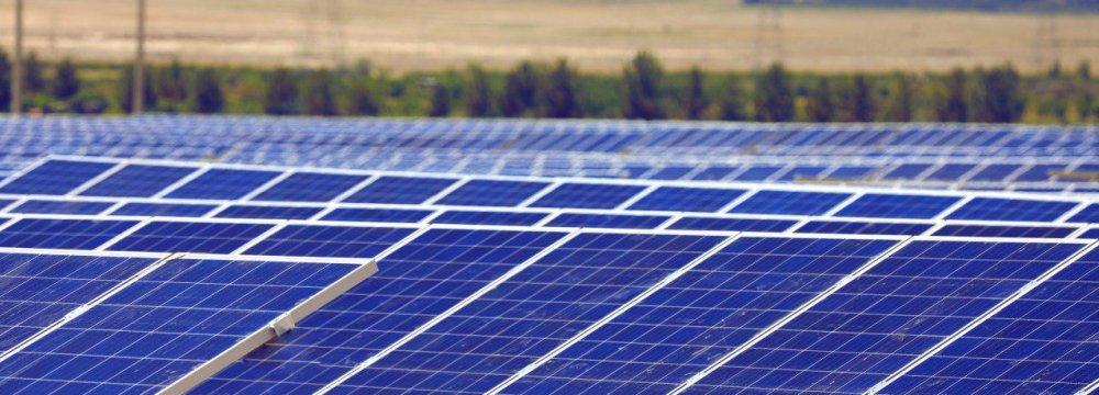Germans to Invest $120m in  Yazd Solar Power Venture