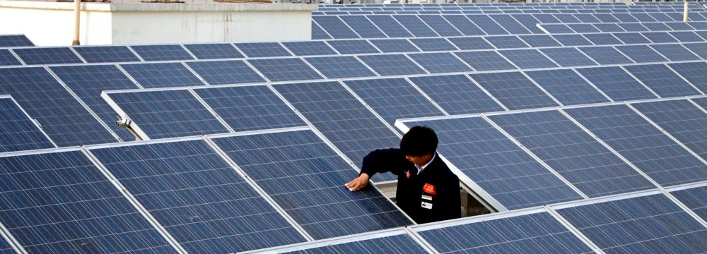 China's Solar Farms Transforming World Energy
