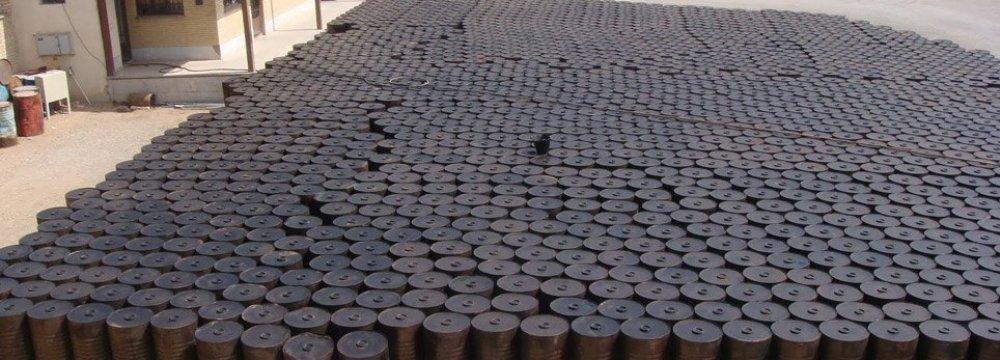 Iran to Draw on Diesel, Mazut Inventory to Offset Gas Shortage
