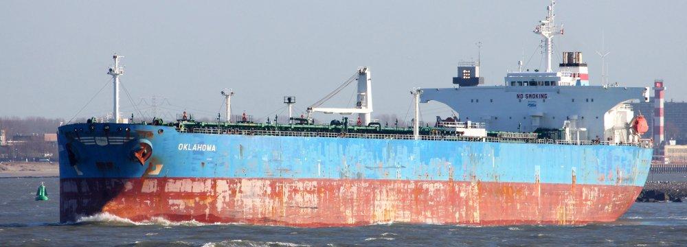 Crude Tanker Storage Hits 2017 Record