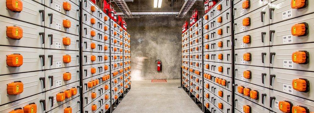 World Power Storage Capacity to Rise Threefold by 2030