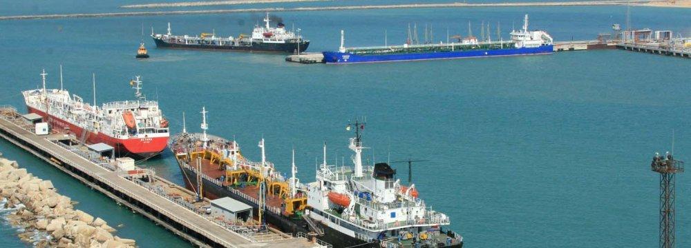 Caspian Oil Swap Near 2.3m Barrels