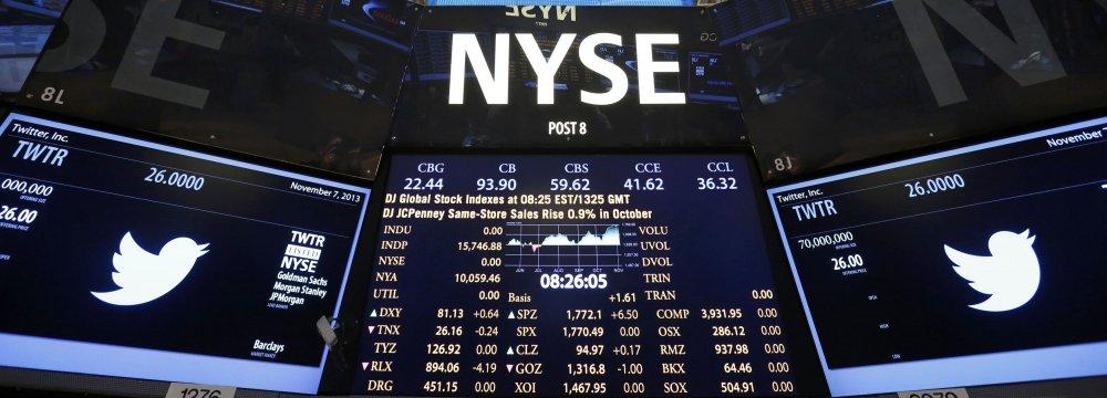 Trump Urges Aramco to List in New York Exchange