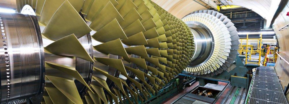 MAPNA, Niroo to Manufacture Turbines