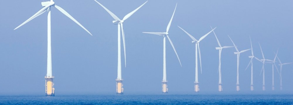 UK Offshore Wind Farm Costs Fall Sharply