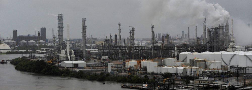 13% of US Gulf of Mexico Crude Output Offline