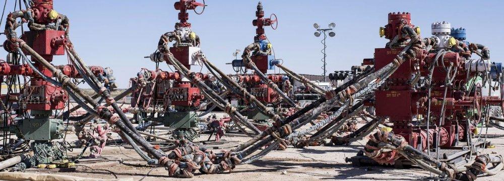 EIA: US Crude Output Dips