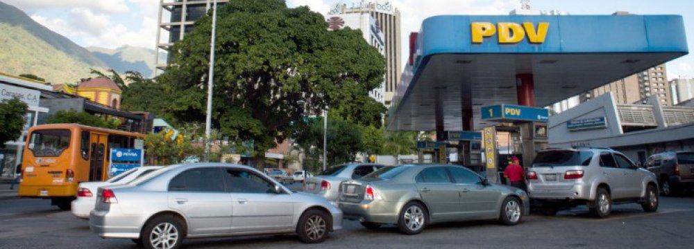Venezuela Braces for Pricey Gasoline