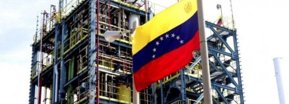 Venezuelan Refineries in Danger of Seizure