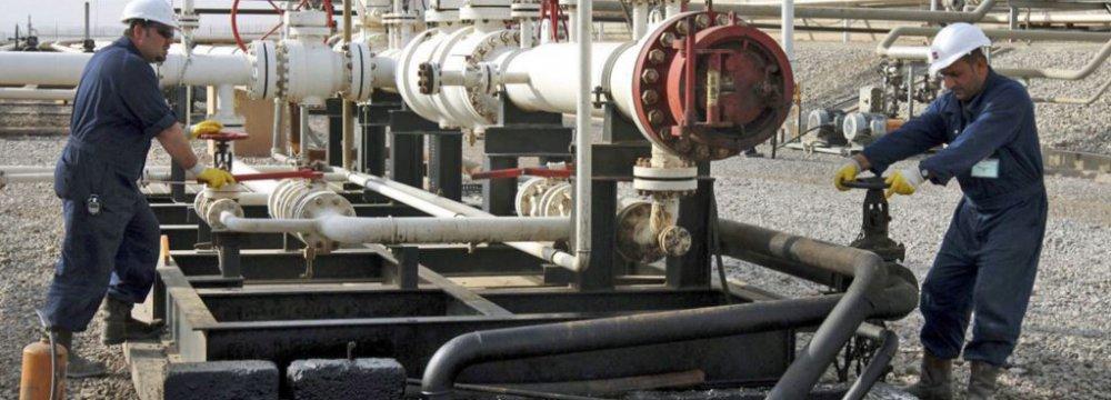 Iran Plans to Raise Oil Output From West Karoun Block