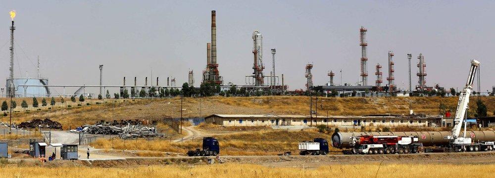 Yadavaran's Total Output Tops 100 Million Barrels