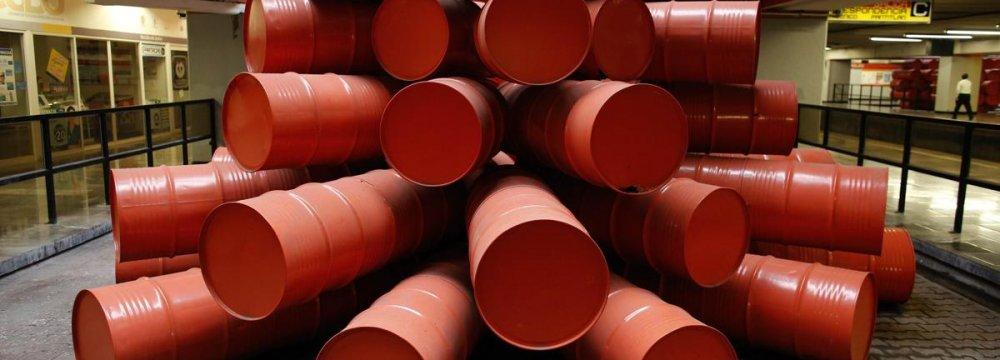 Zanganeh confirmed that Iran sells 100,000 bpd of crude to Russia.