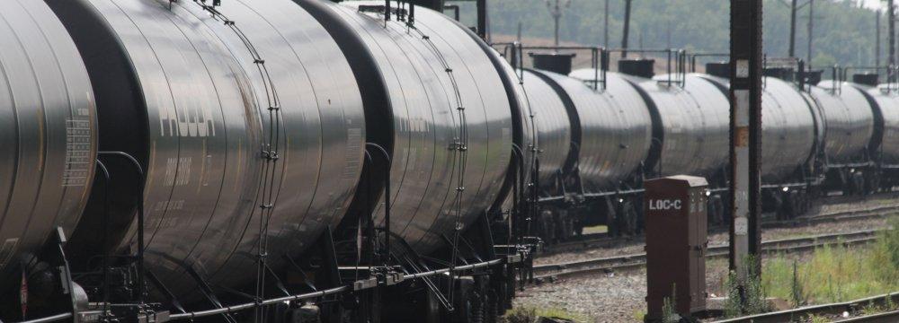 Tashkent Eyes Iran Oil Import, Mulls Transport Options