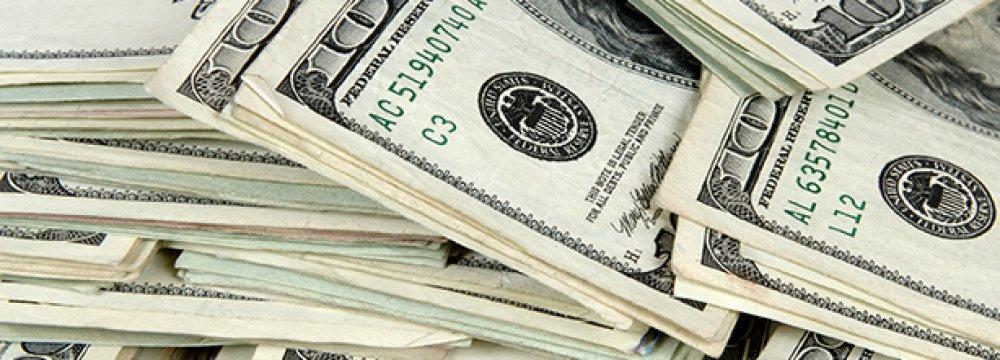 US Dollar  Up Again