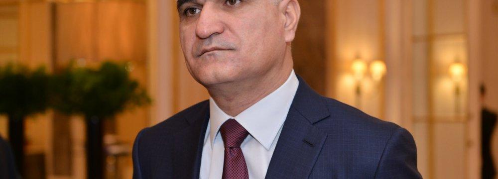 Azerbaijan to Open Bank  in Iran