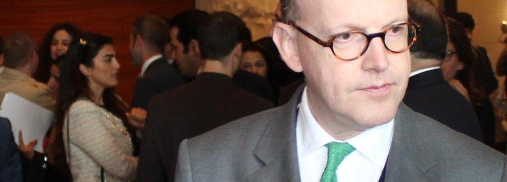 European Banks Eying Iran