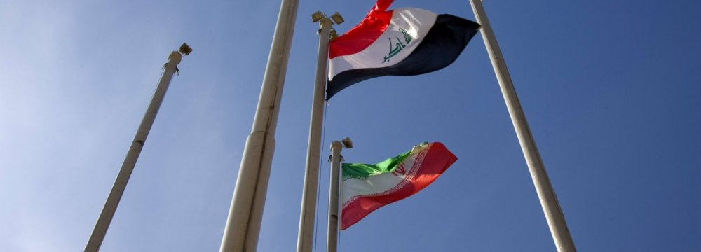 Iran-Iraq Bank Can Help Boost Trade