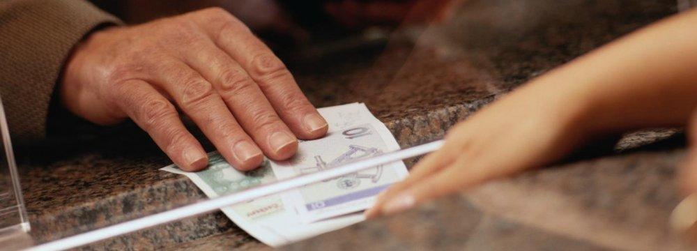 Iran currently uses two exchange rates.