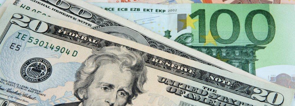 USD, Euro Bull Runs in Tehran Market