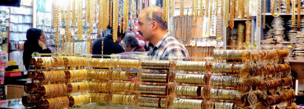 Gold Market Unaffected by Iran Elections