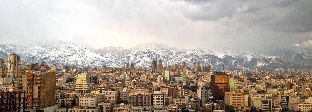 Tehran Real-Estate Prices Up, Sales Down