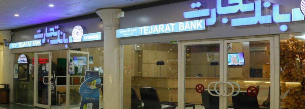 Tejarat's New CEO Targets Asset Cleanup