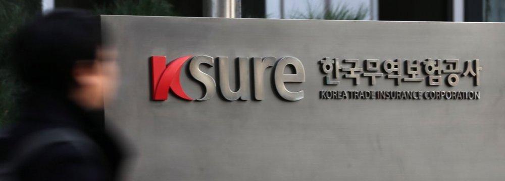 S. Korea Collects Iran Export Receivables