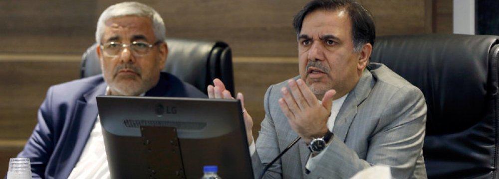Akhoundi Calls for Promoting Urban Redevelopment
