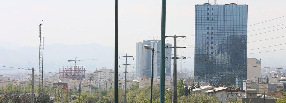CBI headquarters in Tehran