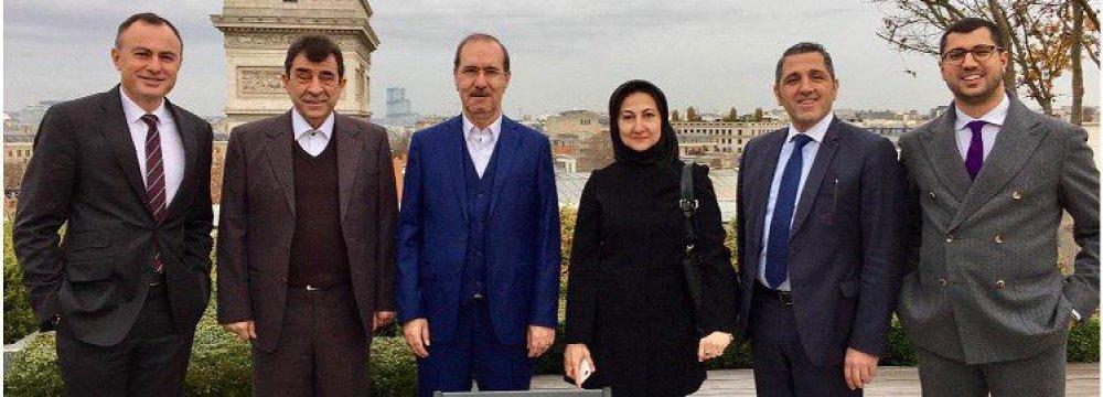 IranianRe Negotiating With Global Reinsurers